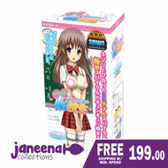 Janeena Premium Toy's Heart Hentai Transfer Student Cup Onahole Fleshlight Sex Toy