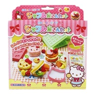 日本 Gincho Hello kitty 黏土鬆餅模型組(0501)