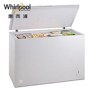 Whirlpool 惠而浦 198L 臥式冷凍櫃 手動除霜 環保  移動置物籃  WCF198W1