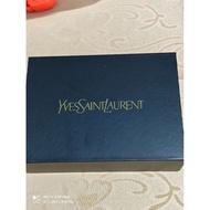 YSL贈品化妝包+鏡子