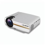 微型迷你家用投影機 YG400 高清畫面 1080P U盤電腦 投影儀 6513