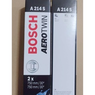 【A214S】BOSCH專用軟骨雨刷 FOCUS MK3.5雨刷 BOSCH雨刷 MK3.5專用雨刷 MK3.5後雨刷