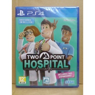 PS4 雙點醫院 Two Point Hospital (中文版)
