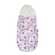 美國Swado- 全階段靜音好眠包巾(DreamTime有機款-粉紫色)