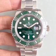 【高品質】ROLEX勞力士手錶 水鬼系列 勞力士男錶 綠水鬼 全自動機械手錶