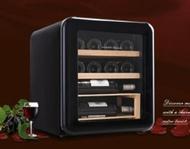 紅酒櫃 紅酒櫃紅酒櫃恒溫酒櫃家用小型冰箱展示冷藏櫃冰吧 MKS韓菲兒