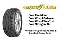 Goodyear 265/60 R18 110V EfficientGrip Performance SUV Tire (PROMO PRICE)
