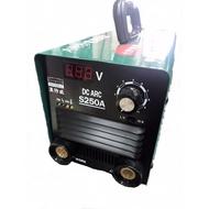 【現貨免運】漢特威 台灣製 S250A 電焊機 110V/220V自動切換