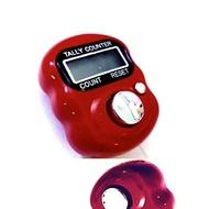 【組合專用 Ainmax】鈕扣電池專用迷你計數器附指環帶(方便計數計次   範圍00000-99999)