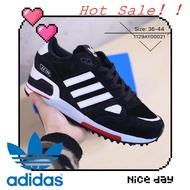 【Ready Stock】 【Original】Adidas Originals ZX750 Low Cut Unisex Sport Shoes Running Kasut Sneakers Lovers Black