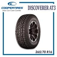 Cooper Discoverer AT3 - 265/70R16 - 112T
