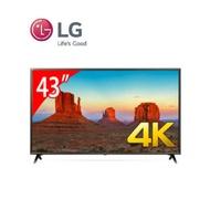 LG 43型廣角4K IPS智慧連網電視 43UK6320PWE 43UK6320 全新 僅剩一台