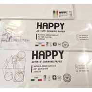 Happy 160/200GSM Retail Drawing Paper
