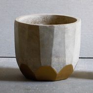 混凝土/水泥花盆矽膠模具