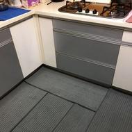 超級代購IKEA熱賣商品-超好用的廚房地毯質感超好的,背部有止滑/入戶門口門墊/腳踏墊/戶外臥室地墊門墊/客廳地毯