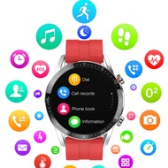 2020 Life Assistant Smart Watch Bluetooth Call ECG+PPG Heart Rate Fitness Tracker Blood Pressure Smartwatch For IOS Android