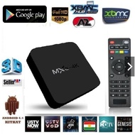 ORI MXQ-4K Quad Core 1GB/8GB KODI Android TV Box / KODI/ IPTV 1000+ Channals