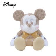 【日本正版】米奇 白金版 絨毛玩偶 36cm 娃娃 玩偶 擺飾 Mickey 迪士尼 Disney SEGA - 304866