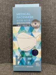 台灣優紙韓系立體醫療口罩   10入單包裝