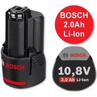 Bateri Drill Cordless BOSCH GBA 12V 1.5 / 2.0 AH BATTERY (10.8v 1.5ah battery Replace)