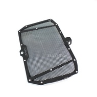 REALZION Motorcycle Accessories modified aluminum gold water tank net protection net radiator cover water tank cover radiator cover For Yamaha XMAX300 XMAX250 2017