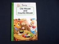 【懶得出門二手書】《Reading House Level 3 City Mouse and Country Mouse