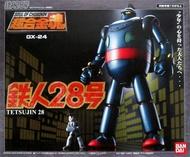 萬代高溫合金靈魂GX-24鐵人28號 HAVIKORO TOY