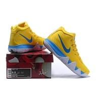 NikeKyrie 4 Irving 4th Generation Confetti Men's Basketball Shoes,Shock Absorption Wear Resistant