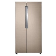 Samsung RS62K61A17P Side By Side Refrigerator (620L)
