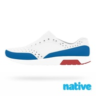 【native】小童鞋 LENNOX 小雷諾鞋(白x藍x紅)