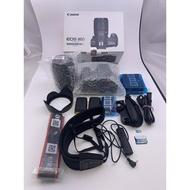 (二手幾乎全新)Canon EOS 80D 18-135mm KIT組 (公司貨) + 超級大全配