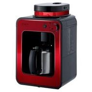 Bz Store 現貨 日本 siroca STC-502 全自動 研磨 美式咖啡機 不鏽鋼壺 紅色 stc-501