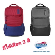American Tourister Vibe+ Backpack กระเป๋าเป้ American Tourister Vibe Plus