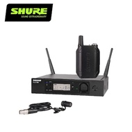 【SHURE】GLXD14R / WL185 領夾式無線麥克風系統(採訪/演講/收音均適用-原廠公司貨)