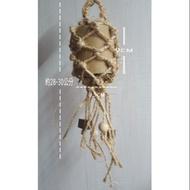 Billie  🐦🐥鸚鵡玩具 瓊麻 紙管 乾稻草 木珠 原木 組合而成 鸚鵡最愛的元素 耐啃咬 具抗憂鬱 磨牙