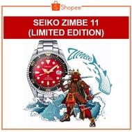Seiko Zimbe 11 (SPB099J) Shogun ซิมเบ แดง Limited Edition 500 เรือนทั่วโลก
