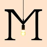HONEY COMB 復古風英文字母吊燈 M版 TA0072