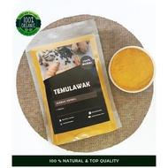 Temulawak Powder 250 Grams / Temulawak Powder / Pure Temulawak Powder