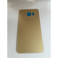 samsung galaxy s6 edge plus battery cover gold