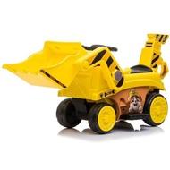汪汪隊立大功 小礫挖土機電動玩具車 電動挖土機【樂兒屋】