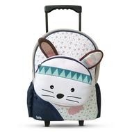 โปรโมชั่น toTs - กระเป๋าล้อลากสำหรับเดินทาง-ลายคุณกระต่ายใจดี 460103   Kids Trolley bag -Bunny ลดกระหน่ำ กระเป๋า เดินทาง ล้อ ลาก กระเป๋า ลาก ใบ เล็ก กระเป๋า ลาก เดินทาง ที่ ลาก กระเป๋า นักเรียน