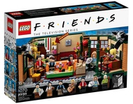 樂高積木 LEGO《 LT21319 》六人行 中央公園咖啡館
