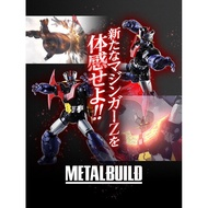 日版 BANDAI MB METAL BUILD 超合金 無敵鐵金剛 Mazinger Z INFINITY