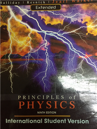 Principles of Physics Extended9th Editio (新品)
