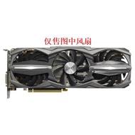 索泰GeForce GTX970 980TI 1070 1080    三風扇 4針 顯卡風扇