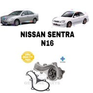 Nissan Water Pump (Tan Chong) for NISSAN SENTRA N16