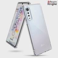 【Ringke】Rearth LG Velvet [Fusion] 透明背蓋防撞手機保護殼(LG Velvet 透明背蓋防撞手機保護殼)
