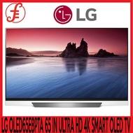 LG OLED65E8PTA 65 IN ULTRA HD 4K SMART OLED TV