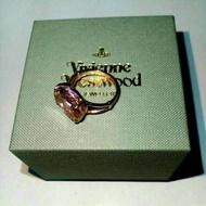 Vivienne Westwood 戒指 粉紅色 玫瑰金
