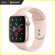 APPLE WATCH SERIES 5 GPS 44MM GOLD ALUMINIUM CASE WITH PINK SAND SPORT BAND by Banana IT